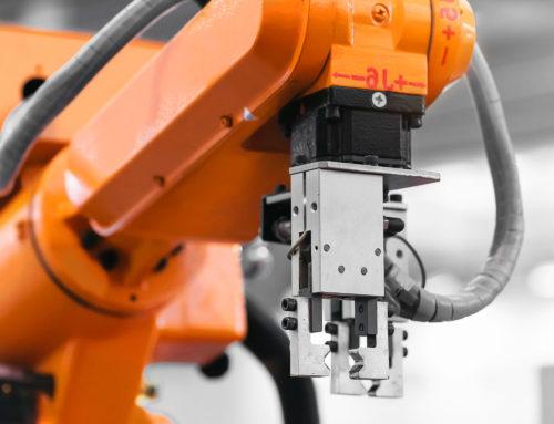 Nuevas pinzas de Robot