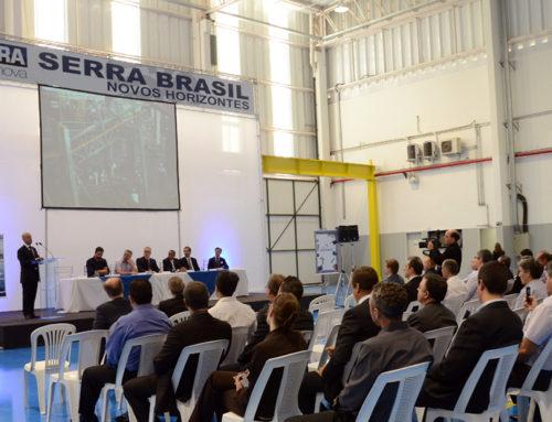 Inauguración de la nueva planta de Serra Soldadura en São Paulo